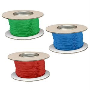 1.0mm² Thin Wall Cable 30m – Various Colours