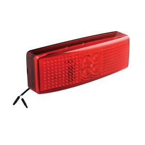 LED Autolamps LED1490RM2P – Rear End Marker Lamp /w 2-Pin Harness Connector (12/24V)