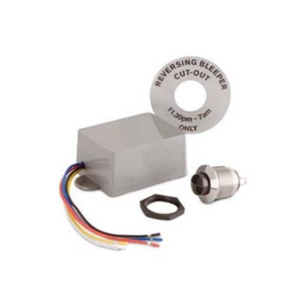 Brigade YECTCO4701 – Latched Auto-reset Backalarm Cut-out (dash mount)