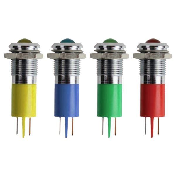 Guardian Automotive – LED Indicator & Warning Light 24v (14mm)