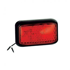 LED Autolamps LED35RME2P – Rear End Marker Lamp /w 2-Pin Harness Connector (12/24V)